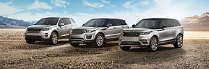 Land Rover Performance - Leasing
