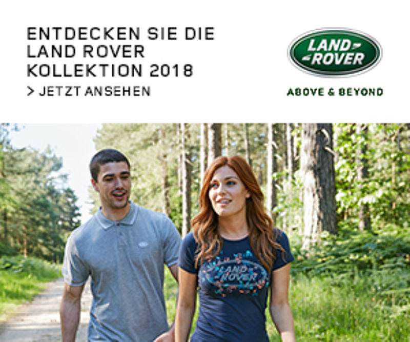 Land Rover Kollektion